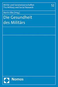 Die Gesundheit des Militärs - Buchcover - Nomos Verlag